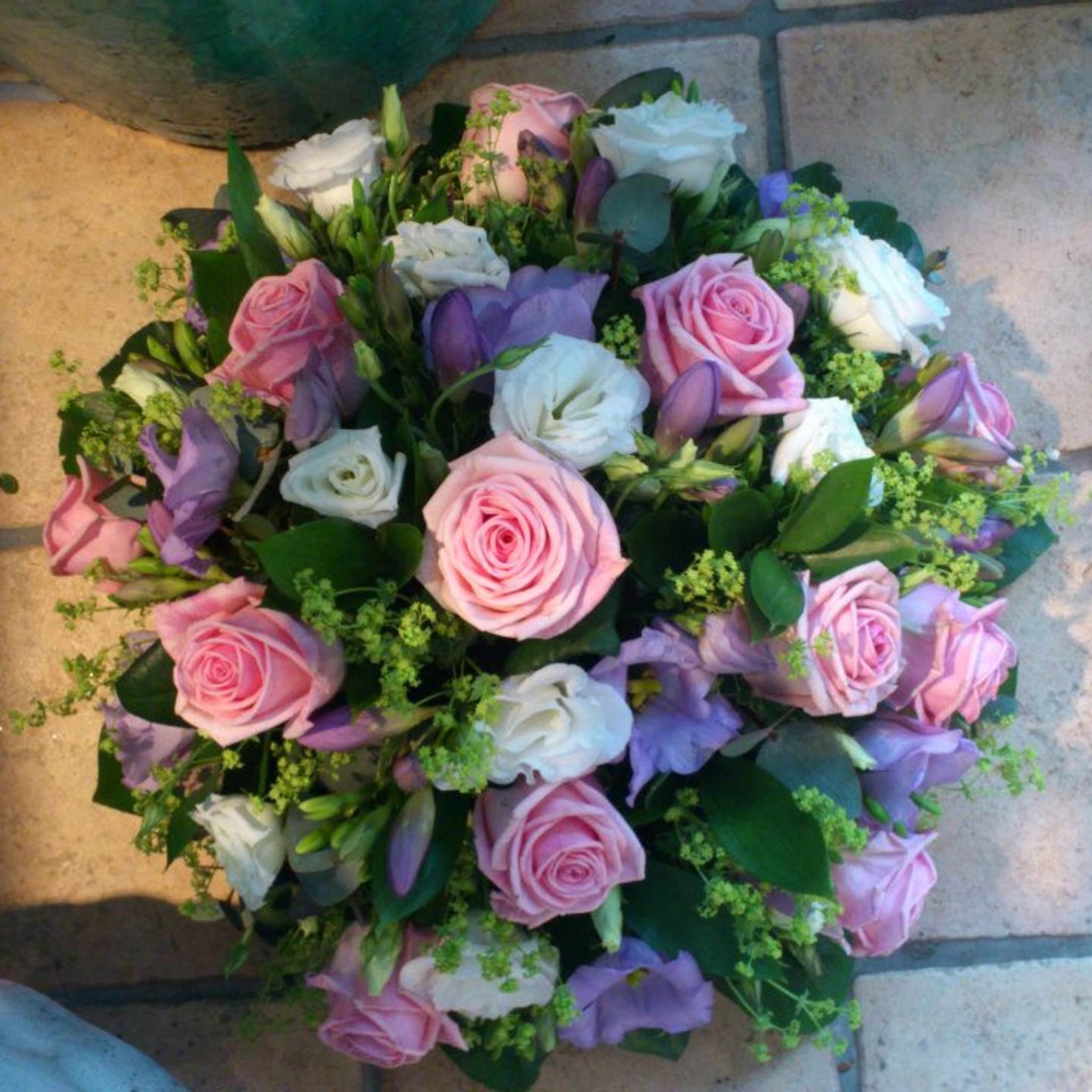 Busy lizzies flowers for sympathy sympathy 1 sympathy 2 sympathy 5 dhlflorist Gallery